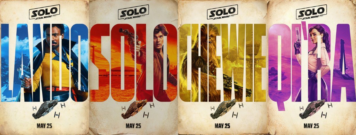 Solo-Character-Posters